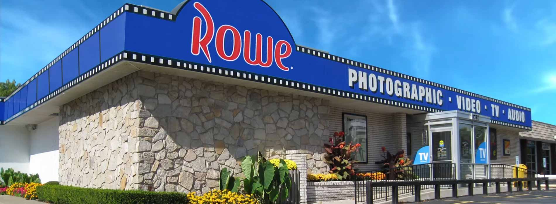 Rowe: Home Theater | Audio | camera | Video